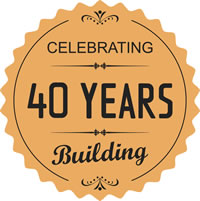 40 Years of Building